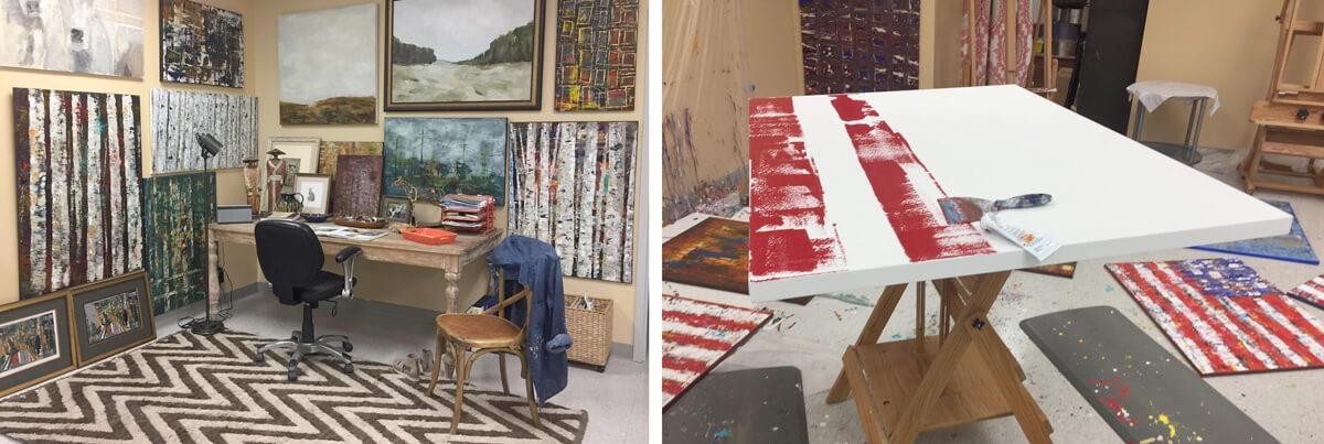 twin cities artist heidi mckeown